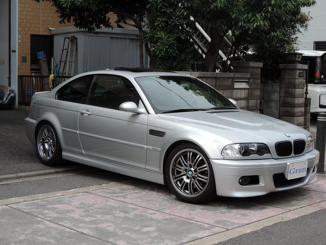 BMW M3 SMGII 左H サンルーフ CSLプログラミング