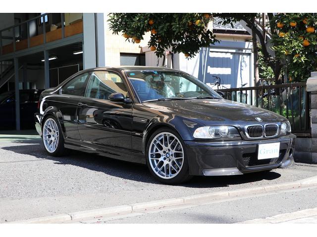 BMW M3 CSL D車 ワンオーナー CSLオプション19インチ