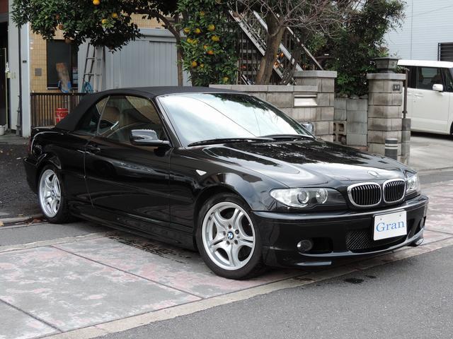 BMW 330Ciカブリオーレ Mスポーツパッケージ 左H