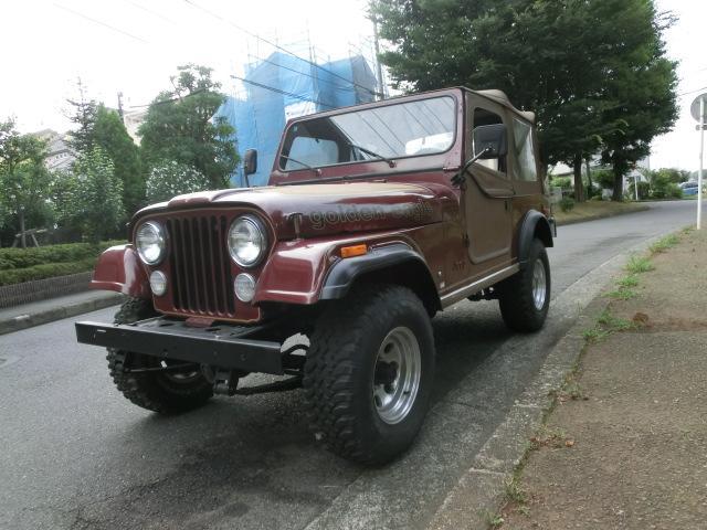 「その他」「AMCジープ CJ-7」「SUV・クロカン」「神奈川県」の中古車