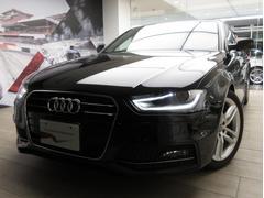 アウディ A42.0TFSI弊社新車顧客下取Sライン18AWワンオナ認定