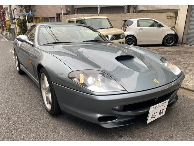 フェラーリ 550