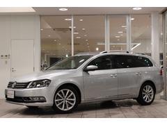 VW パサートヴァリアントTSIHL BMT ナビ ETC Rカメ 黒レザー
