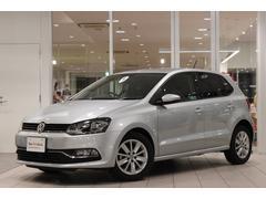 VW ポロTSIコンフォートラインアップPKG ナビ ETC 禁煙車