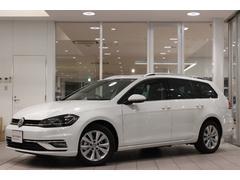 VW ゴルフヴァリアントCL LEDライト 9.2インチナビ ETC Rカメラ付