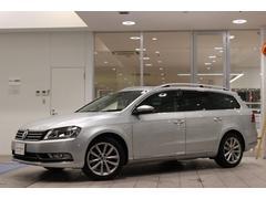VW パサートヴァリアントTSIハイライン ブルーモーションテクノロジー ナビ Rカメ