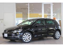 VW ゴルフTSIハイライン 届出済未使用車 テクノロジーPKG 保証付