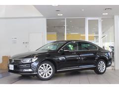 VW パサートTSIエレガンスライン 純正ナビ  Rカメラ LEDライト
