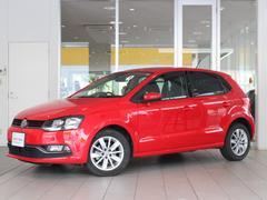 VW ポロTSI CL ナビ ETC ワンオーナー