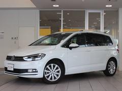 VW ゴルフトゥーランTSI ハイライン LED ナビ ETC RC