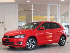 VW ポロTSIコンフォートライン 登録済未使用車 ナビ ETC RC