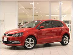 VW ポロTSIハイライン マイスター ナビ フルセグ Rカメ