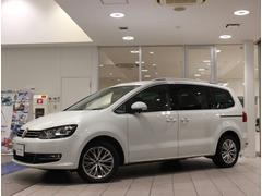 VW シャランTSI ハイラインブルーBMT ナビ ETC フルセグ