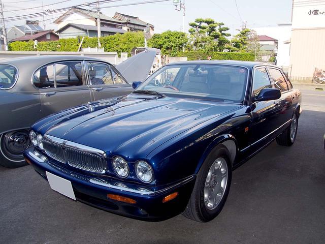 ジャガー 3.2-V8 ワンオーナー