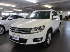 VW ティグアンスポーツ&スタイル NAVI ETC 4WD