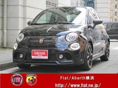 アバルト アバルト595コンペティツィオーネ 当店ユーザー様買取車 新車保証継承