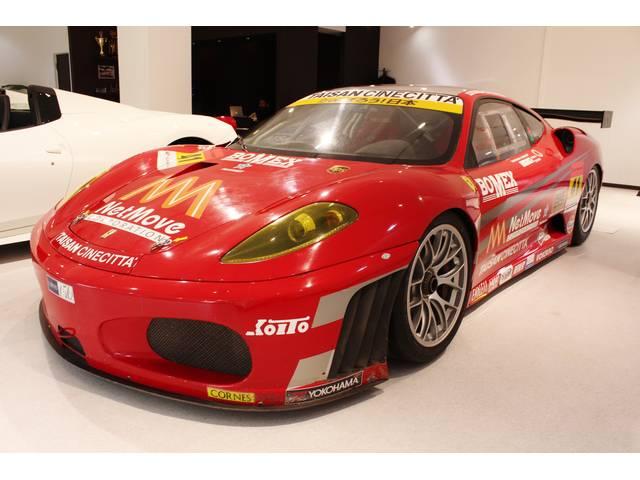フェラーリ GT2 レーシング Super GT 参戦車両