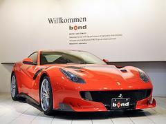 フェラーリ F12tdfベースグレード ディーラー車 世界限定799台