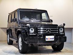 M・ベンツG350dロング