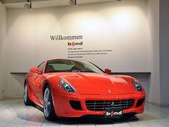 フェラーリ 599F1 ディーラー車 コーンズクラッチOH記録有 HDDナビ