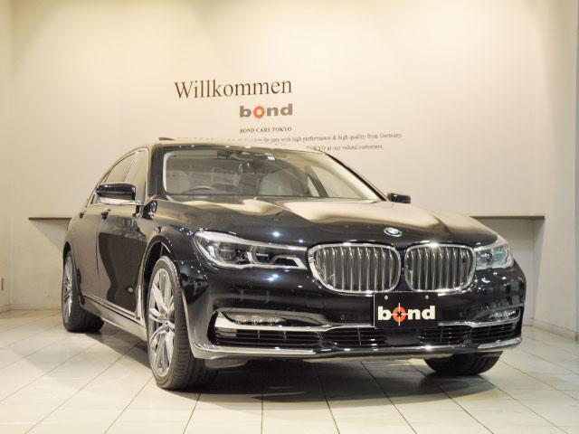 BMW 7シリーズ M760Li xDrive V12エクセレンス Bowers&Wilkins パノラマサンルーフ ベンチレーション マッサージ アンビエントライト
