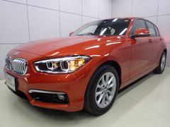 BMW118i スタイル パーキングサポートPKG 正規認定中古車