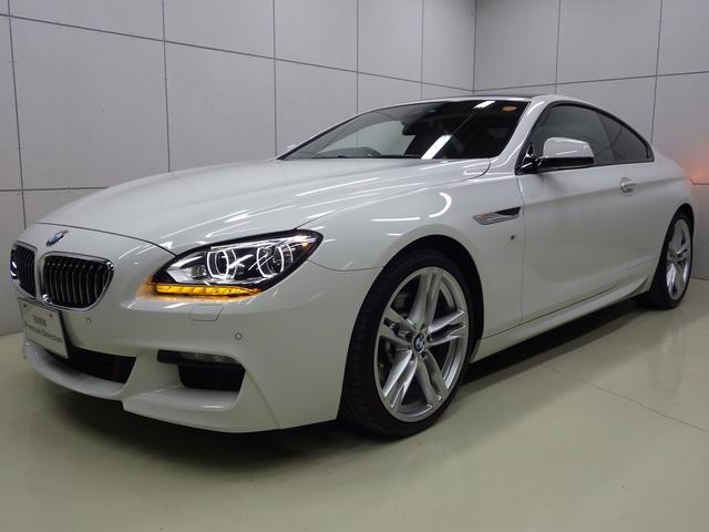 BMW 640iクーペ Mスポーツ プラスP 正規認定中古車