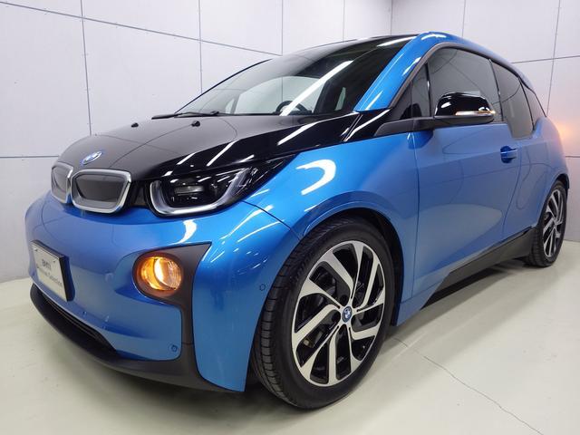 i3(BMW)スイート レンジ・エクステンダー装備車 中古車画像