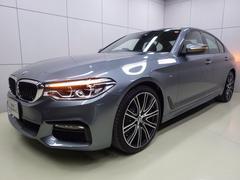 BMW523i Mスポーツ 20インチアロイホイール 認定中古車