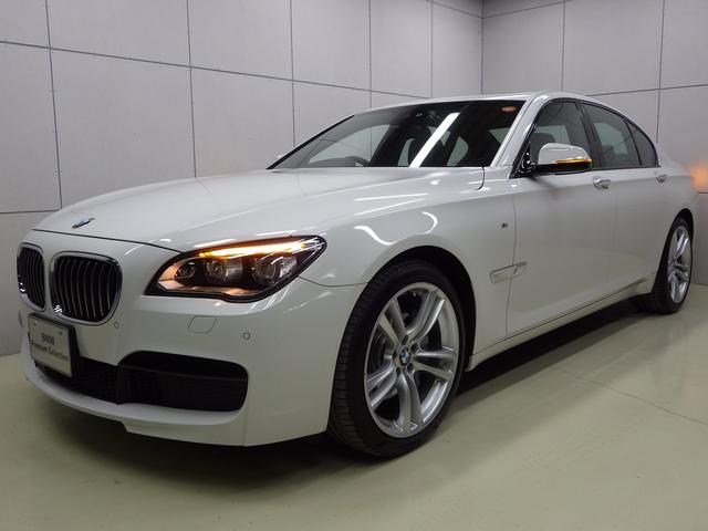 BMW 740i Mスポーツパッケージ 正規認定中古車