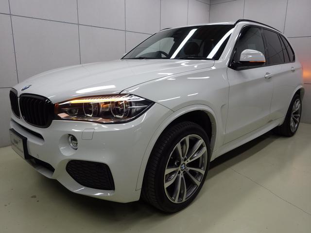 BMW xDrive 35d Mスポーツ レザー サンルーフ