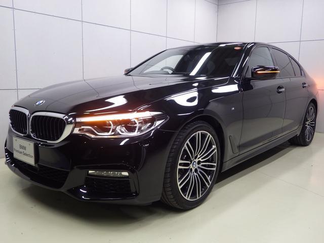 BMW 523d Mスポーツ 19インチAW 正規認定中古車