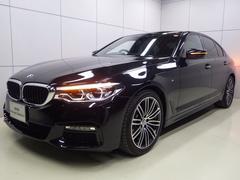 BMW523d Mスポーツ 19インチAW 正規認定中古車