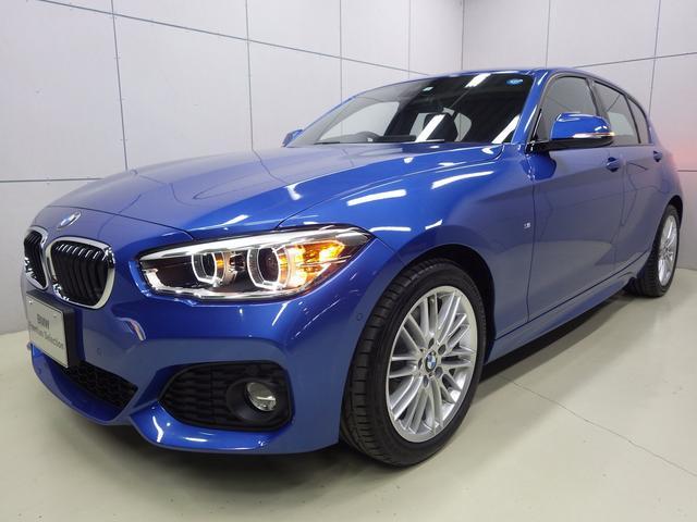 BMW 118i Mスポーツ パーキングアシスト 正規認定中古車