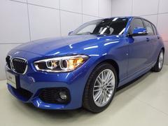 BMW118i Mスポーツ パーキングアシスト 正規認定中古車