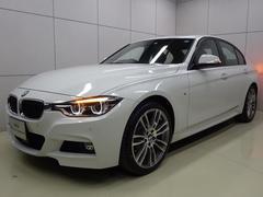 BMW320d Mスポーツ レザーシート 19AW 正規認定中古車