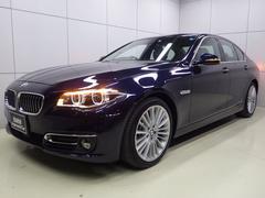 BMW535iラグジュアリー アクティブクルーズ 正規認定中古車