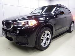 BMW X5xDrive 35d Mスポーツ レザー サンルーフ