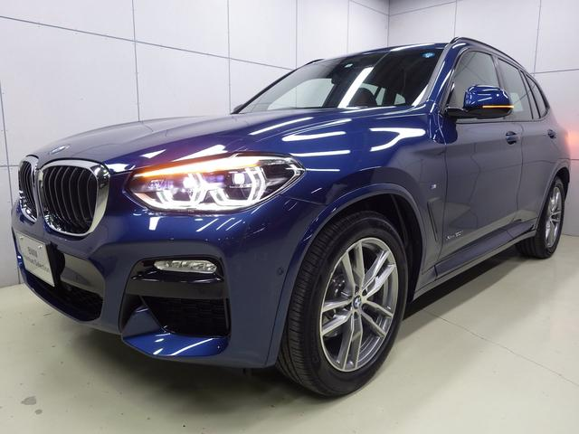 X3(BMW)xDrive 20i Mスポーツ 中古車画像