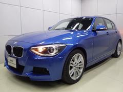 BMW116i Mスポーツ プラスパッケージ 正規認定中古車