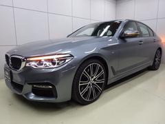 BMW530i Mスポーツ アイボリーホワイトレザー 20AW