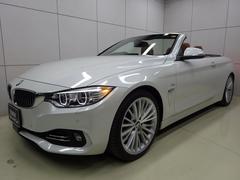 BMW435iカブリオレ ラグジュアリー 正規認定中古車
