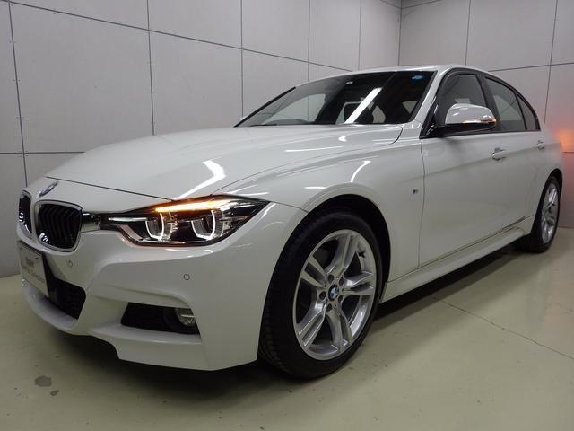 320d Mスポーツ ガラスサンルーフ 正規認定中古車(1枚目)