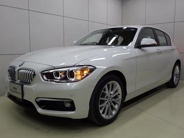 BMW 118d スタイル ファッショニスタ 正規認定中古車