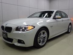 BMW523i Mスポーツ 正規認定中古車
