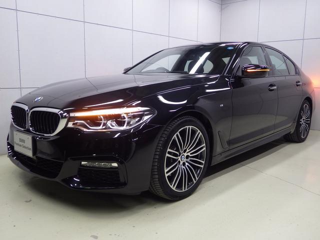 BMW 523d Mスポーツ ハイラインパッケージ 正規認定中古車