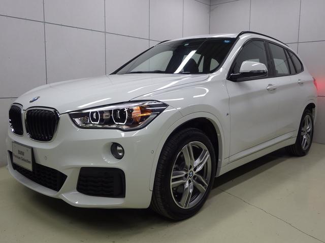 BMW xDrive 18d Mスポーツ コンフォートP 認定中古車
