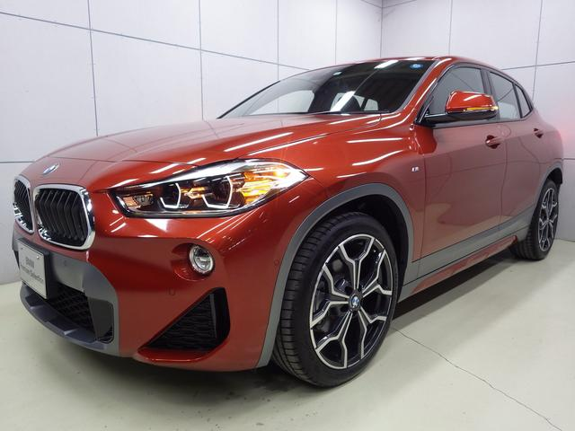 BMW sDrive 18i MスポーツX アドバンスドセイフティP