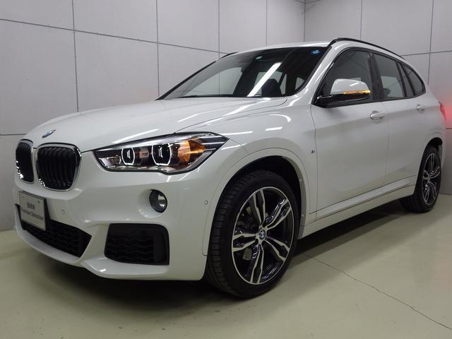 BMW sDrive 18i Mスポーツ アドバンスドセイフティP