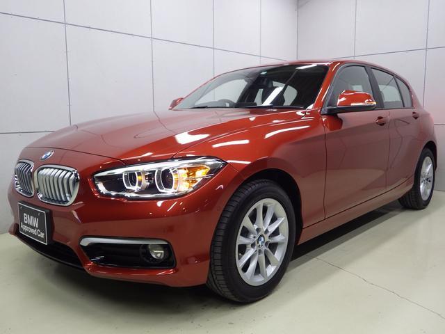 BMW 118d スタイル パーキングサポートP 正規認定中古車